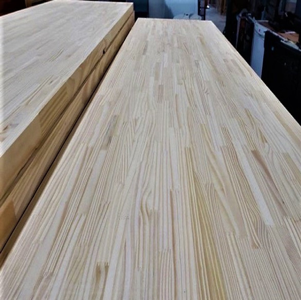 """Pine Butcher Block Bar/Table/Counter Top  1-3/4"""" x 25"""" x 96""""  NEW - Local Pickup"""