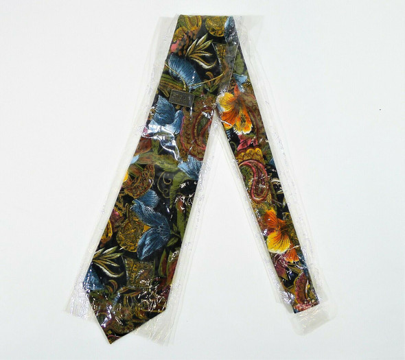Set of 4 Miscellaneous Ties - (2)Christina, Gold City and Michelangelo - NEW