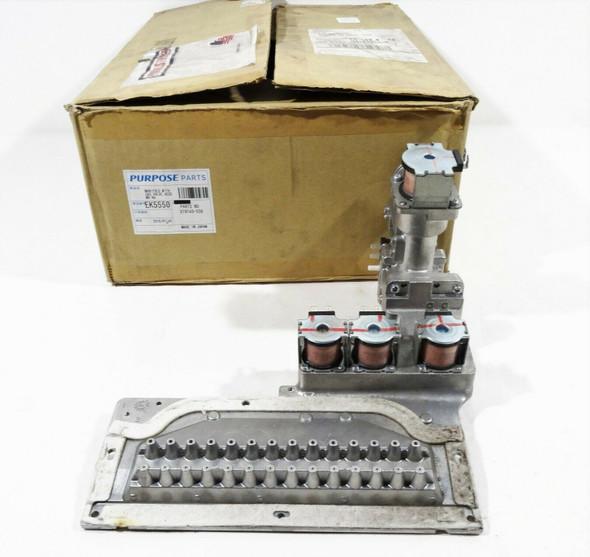 Manifold with Gas Valve Assembly EK5550
