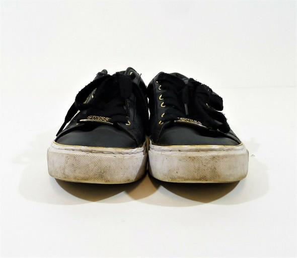 Guess Factory Women's Black Gabey Low Top Shoes Size 7