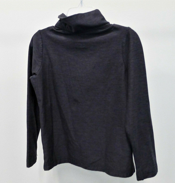 Umbro Boy's Black Long Sleeve 1/4 Zip Pull Over Shirt Size XS (4-5)