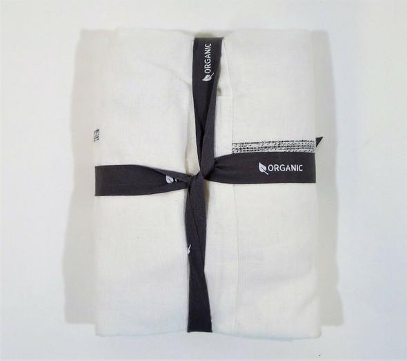 """West Elm Broken Lines Fair Trade Pillow Sham Only 26"""" x 26"""" - NEW"""