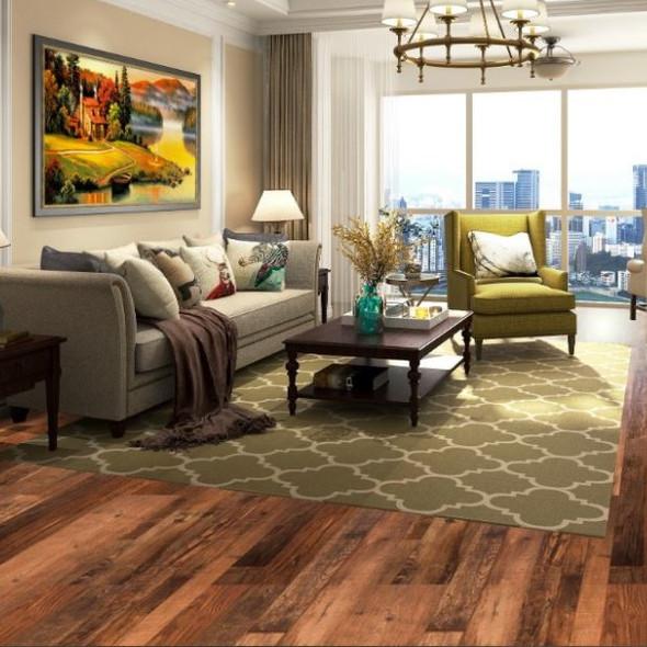 SPC Reclaimed Barnwood 12MM Flooring
