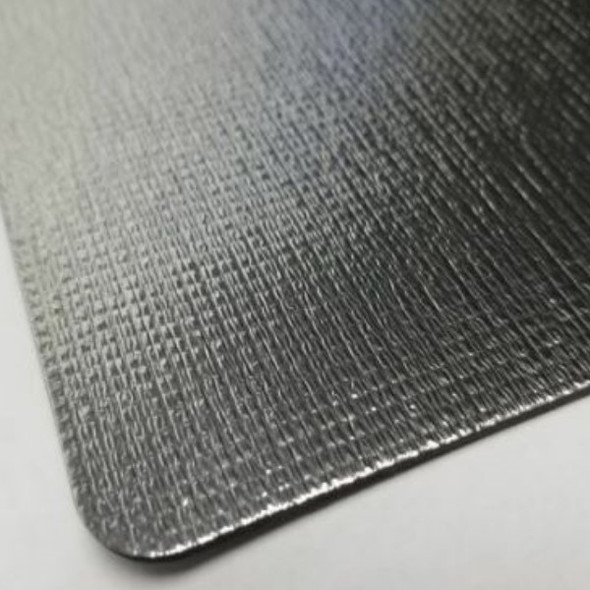 1.5 mm Black Luxury Noise Guard Padding (for luxury vinyl, SPC, WPC, and floating floors)
