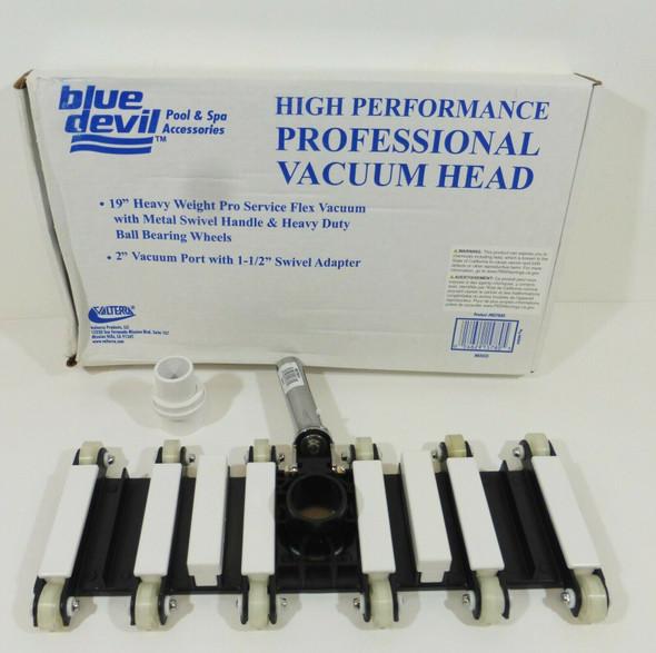 BlueDevil Pool & Spa B5780X Flex Vacuum, 19-inch,  New - Worn Box