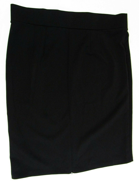 Eloquii Black Women's A-Line Skirt New with tags Size 24