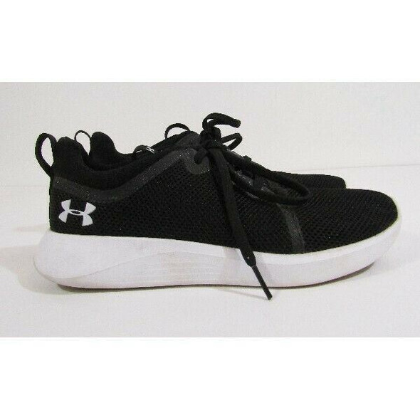 Under Armour Black & White Classic Women's Training Shoes Size 6