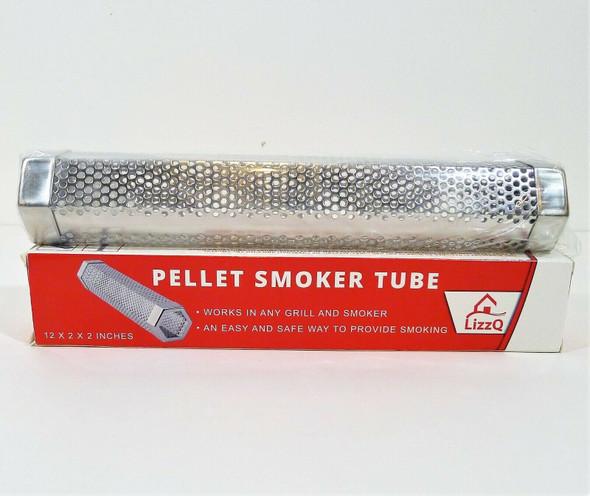LIZZQ Premium Pellet Smoker Tube 12 Inches - NEW