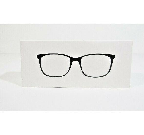 Tanlys 2 Pack Black & Clear Unisex Blue Light Eyeglasses **NEW IN PACKAGE**