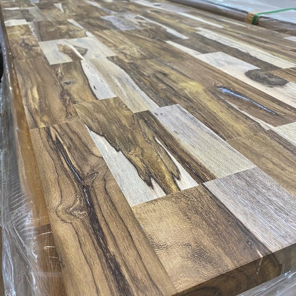 "Dragon Wood Butcher Block Bar/Table/Counter Top 96"" x 25"" x 1-1/2""   LOCAL PICKU"