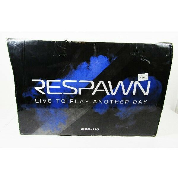 Respawn 110 Blue Gaming Chair **NEW, OPEN BOX, LOCAL PICKUP ONLY, AUSTIN TX
