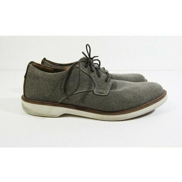 Florsheim Men's Gray Comfortech Supacush Oxford Shoes Size 10M