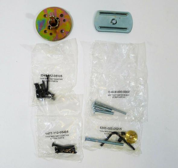 Baldwin 85392.412.FDX Dummy Set Less LVR 412 - OPEN BOX