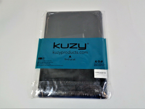Kuzy MacBook Pro 15 Inch Soft Touch Black Hard Shell