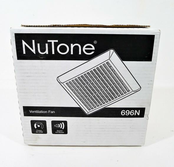 Broan-NuTone 50 CFM Ceiling/Wall Mount Bathroom Exhaust Fan 696N - *OPEN BOX