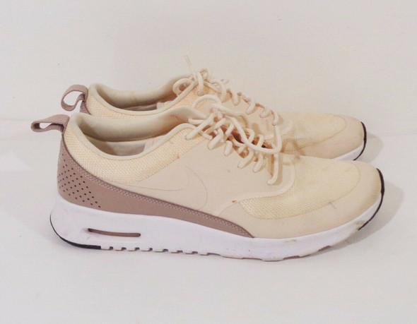 Air Max Thea in Cream Women's Size 9 599409804