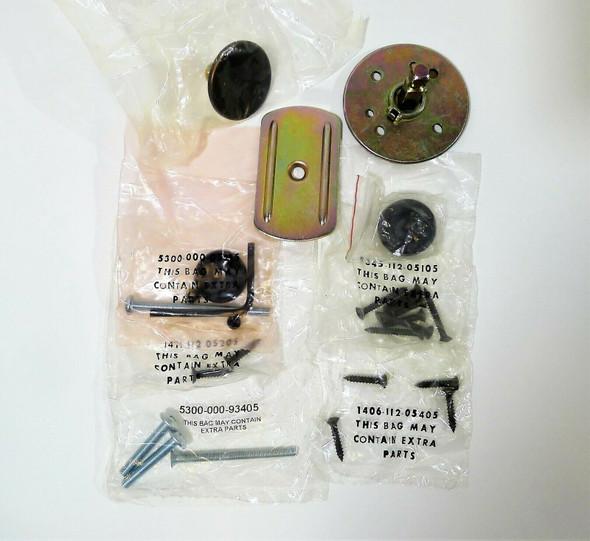Baldwin Venetian Bronze 85387.412.0002 Full Dummy Handset - **OPEN BOX