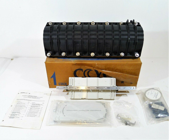 """Preformed Line Products Coyote Closure 6"""" x 22"""" with Transition Compartment Kit"""