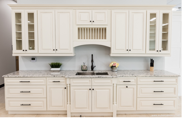 "Lazy Susan Kitchen Cabinets (Special Order) Solid 3/4"" Wood Cabinets w/soft close hinges"