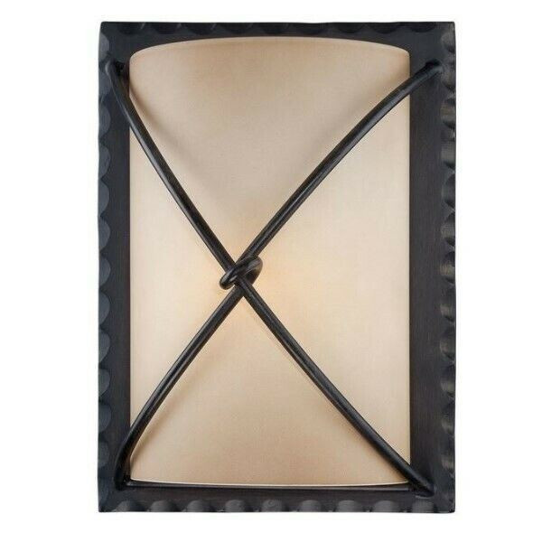 Minka Lavery Aspen II Outdoor Wall Light  72001-A138-PL   NEW - OPEN BOX