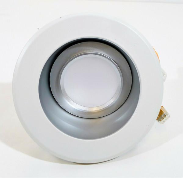 Nora 5 Inch Cobalt Adjustable 2700K Haze/White NLCBC-56927XHZW