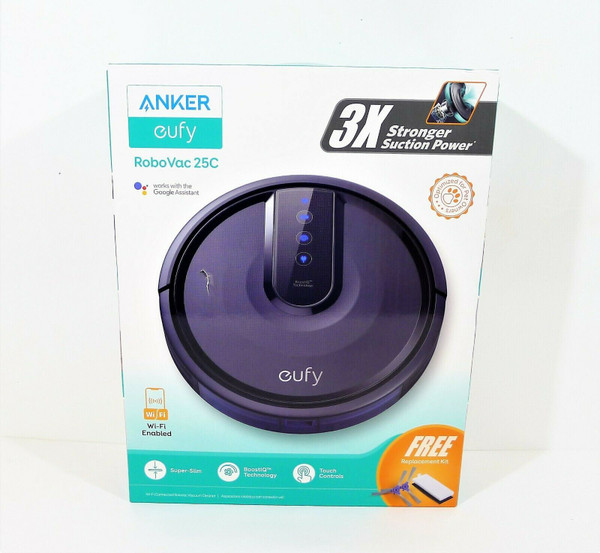 eufy by Anker Robovac 25C with Smart Dynamic Navigation