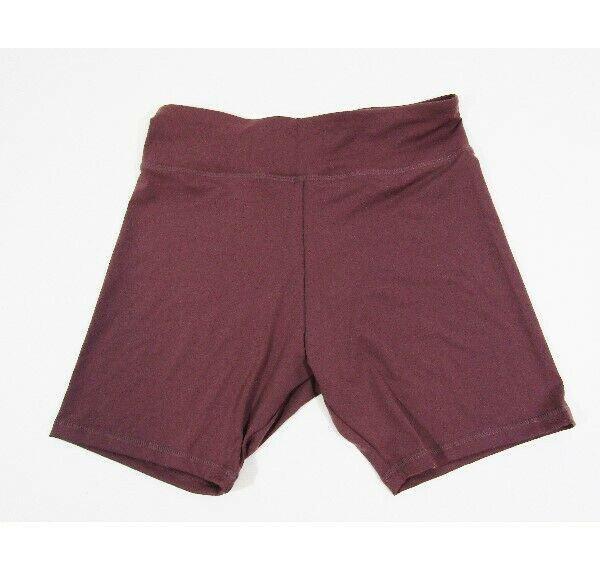 Aurgelmir Women's Mauve Workout/Bike Shorts Size Large **NEW IN PACKAGE**