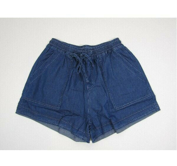 Onlyshe Women's Loose Fit Casual Shorts w/ Drawstring Size Large