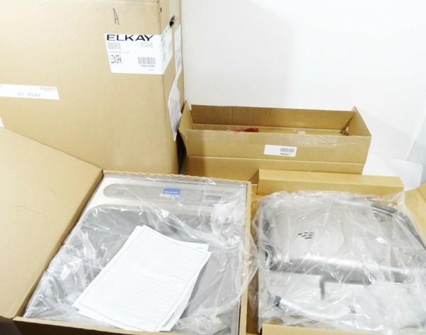 Elkay EZH2O Retro Fit Kit Filtered Bottle Filling Station LZWSRK  NEW - OPEN BOX