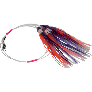 Daisy Chain Leader - Luminous Purple & Orange