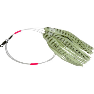 Daisy Chain Leader - Glow in Dark Green with Black Tread Stripes