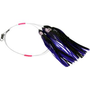 Daisy Chain Leader - Black & Purple