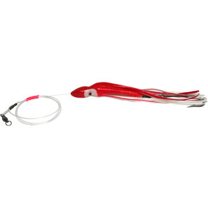 Daisy Chain Striker - Red & White