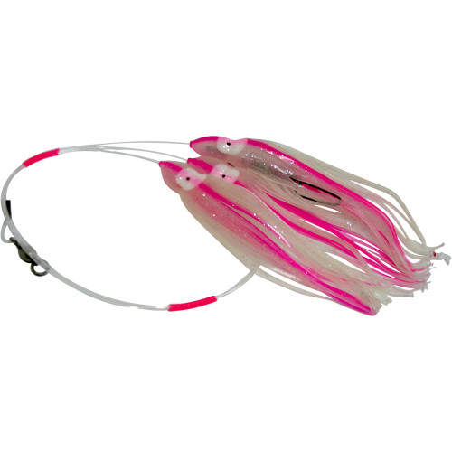 Daisy Chain Leader - Silhouette with Pink Stripe