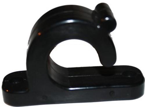 Rubber Fishing Rod Holder -  Hook - Medium