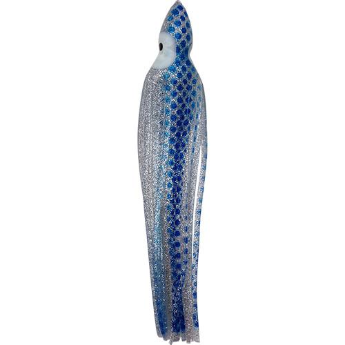 Blue Speckle & Silver Sparkle