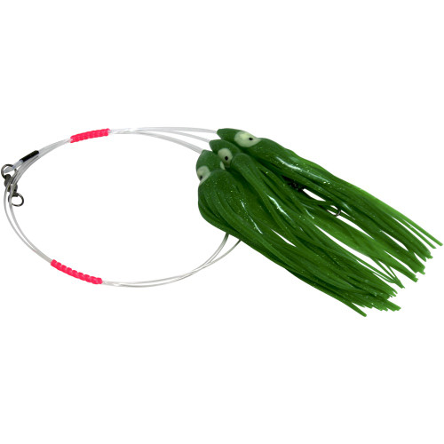 Daisy Chain Leader - Kelp Green