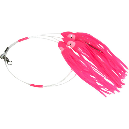 Daisy Chain Leader - Glow in Dark Pink