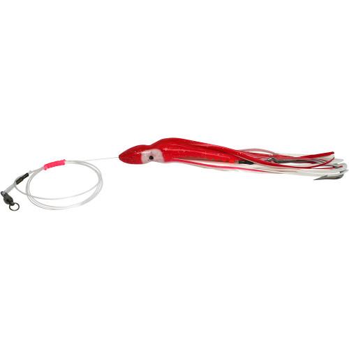 Daisy Chain Striker - Red & White