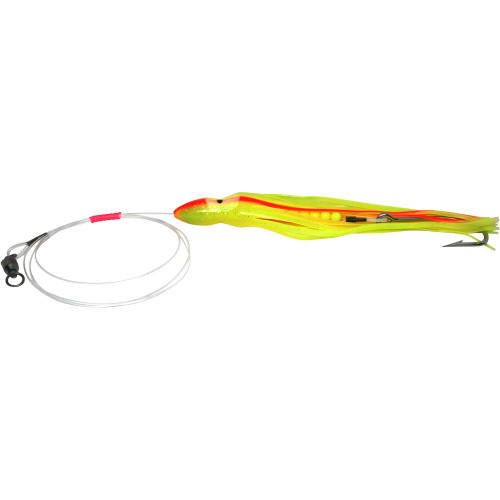 Daisy Chain Striker - Yellow & Orange Stripe
