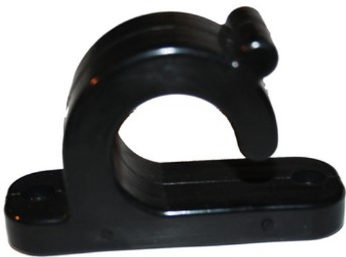 Rubber Fishing Rod Holder -  Hook - Medium