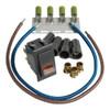 CRESCOR 0808-113-01-K POWER SWITCH - LIGHTED