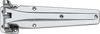 Kason 1251 Double Knuckle Strap Hinge