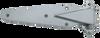 Kason 1214 Walk-in Cooler Strap Hinge