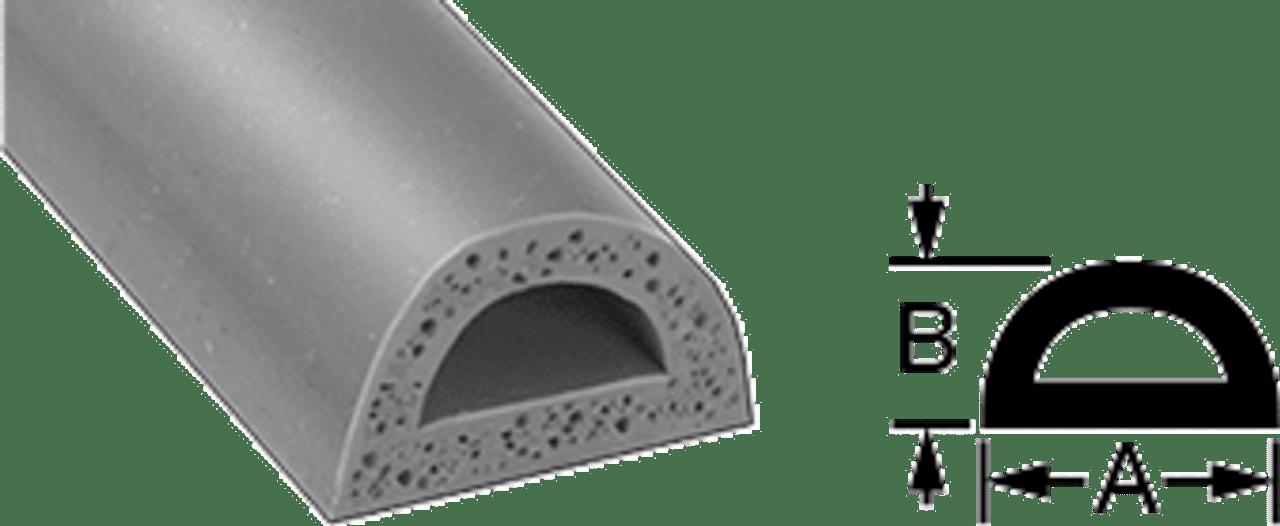 D-Bulb Gasket