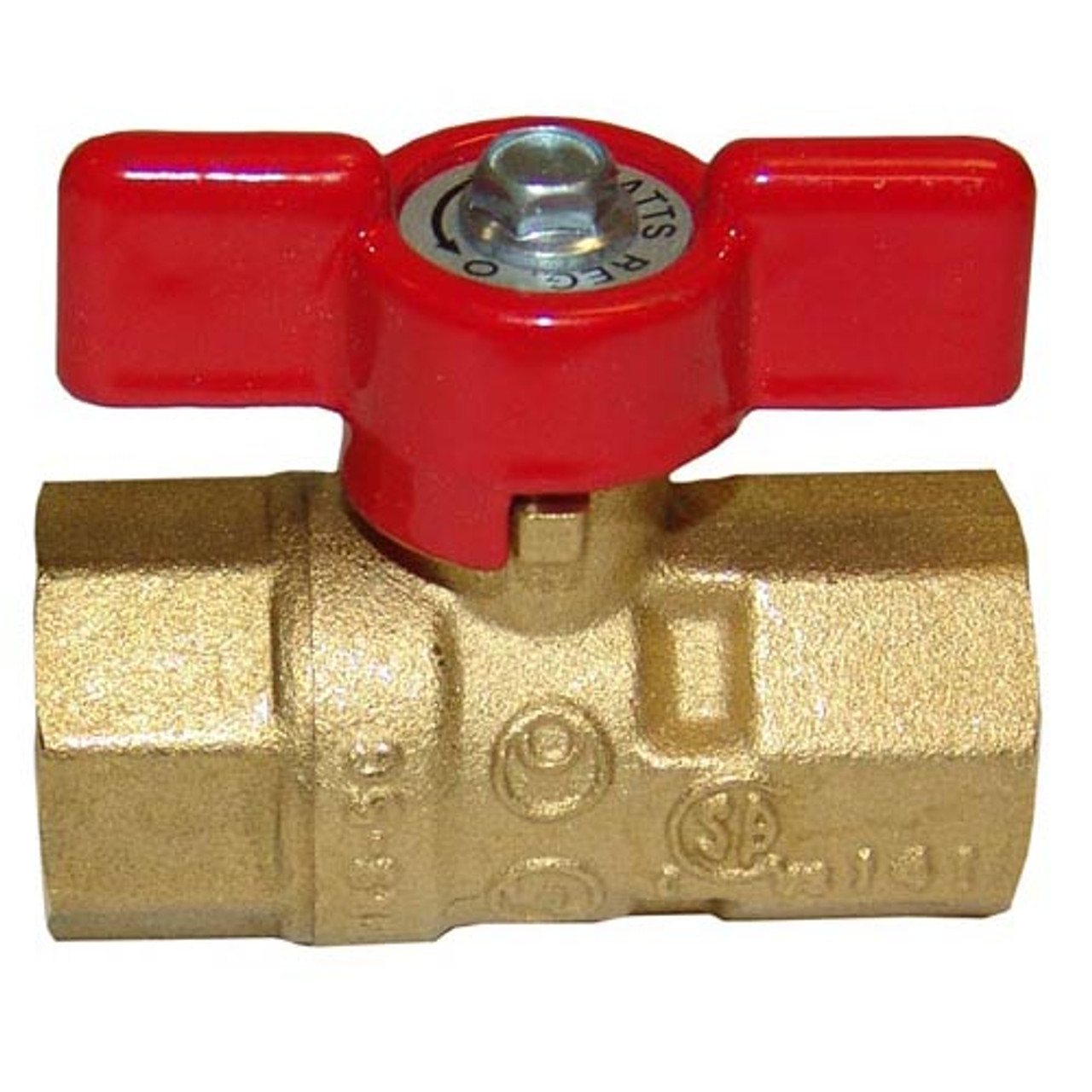 ATTIAS 135 GAS BALL VALVE