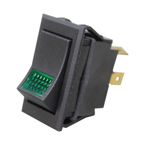 LINCOLN 369805 ROCKER SWITCH - LIGHTED