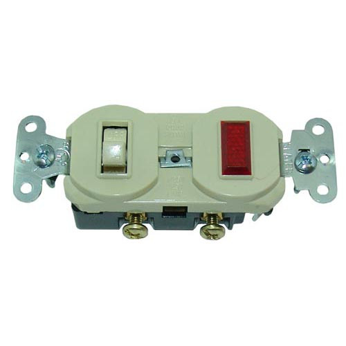 BALLY 017256 SWITCH W/SIGNAL LIGHT