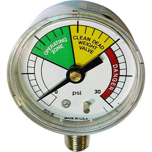 B K INDUSTRIES G0136 GAUGE PRESSURE