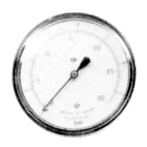 NIECO 16036 GAUGE - GAS PRESSURE